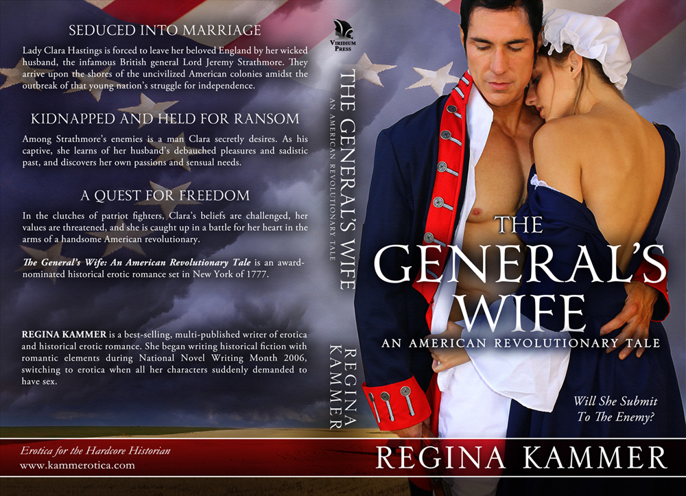 The Generals Wife Print Cover