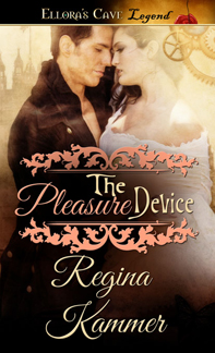 Victorian Pleasures: The Pleasure Device old cover