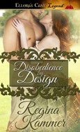 Disobedience By Design by Regina Kammer Cover