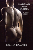 Hadrian and Sabina by Regina Kammer Cover