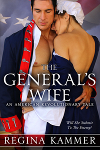 The Generals Wife Regina KammerCover