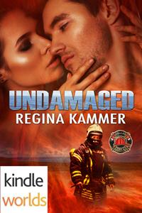 Undamaged by Regina Kammer cover