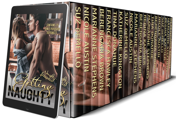 Getting Naughty Boxed Set promo