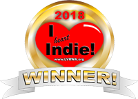 I Heart Indie 2018 Winner badge