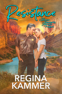 Resistance A Common Elements Romance by Regina Kammer cover