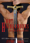 Hot Highlanders And Wild  Warriors cover