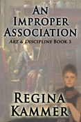 An Improper Association Art and Discipline 3 fake cover