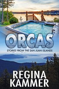 Orcas by Regina Kammer cover